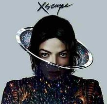 Michael Jackson Xscape Winyl