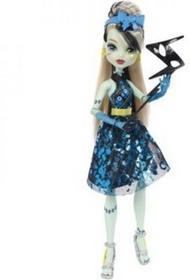 Mattel Monster High Lalki Fotobudka Frankie Stein DNX32 DNX34)