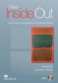 New Inside Out Advanced Student's Book with CD-ROM - Macmillan