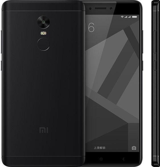 Xiaomi Redmi Note 4X 32GB Dual Sim Czarny
