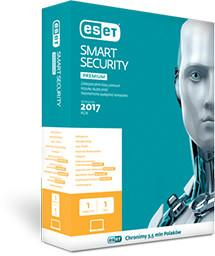 Eset Smart Security 1PC 2 lata Nowa licencja