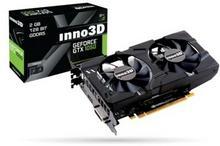 Inno3D GeForce GTX 1050 Twin X2 VR Ready (N1050-1DDV-E5CM)