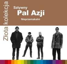Nieprzemakalni Złota kolekcja CD) Sztywny Pal Azji
