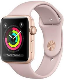 Apple Watch 3 42mm Aluminium / Różowy