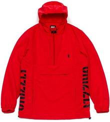 Grizzly kurtka Medalist Anorak Red RED)