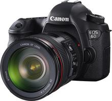 Canon EOS 6D + 24-105 L IS USM