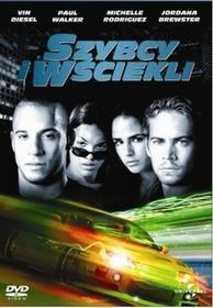 FILMOSTRADA Szybcy i wściekli (The Fast And The Furious) [DVD]