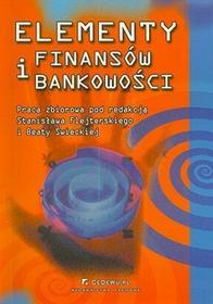 Elementy finansów i bankowości - Praca zbiorowa