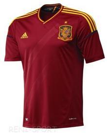 adidas KOSZULKA ADIDAS HISZPANIA EURO 2012 H (X10937)