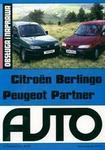Citroen Berlingo Peugeot Partner. Obsługa i naprawa / wysyłka w 24h