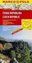 Czechy. Mapa drogowa 1:300 000