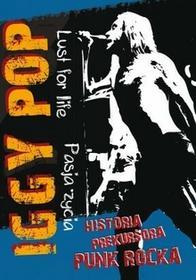 Iggy Pop Pasja życia DVD) Agencja Artystyczna MTJ
