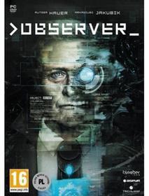 Bloober Team Observer PC