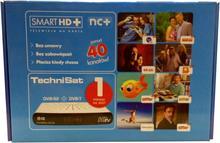 TechniSat usługa SmartHD 1mc z ComboPlus CE HD