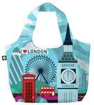 BG Berlin Eco Bags Eco torba na zakupy 3w1  BG001/01/133 wielokolorowy 0 - 1 kg