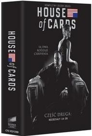 House Of Cards Sezon 2 DVD) Beau Willimon