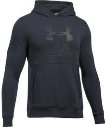 ogromny wybór sprzedaż online oficjalny sklep Under Armour Threadborne Graphic Hoodie Black Stealth Gray Black XL