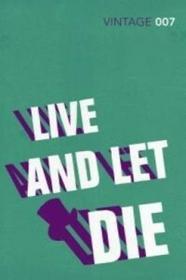 Vintage Live and Let Die