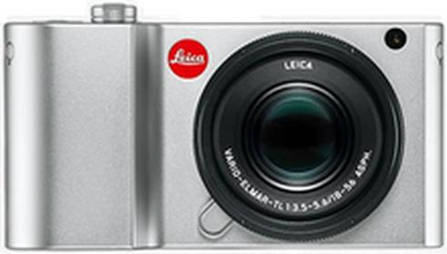 LeicaTL2 srebrny