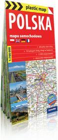 ExpressMap Polska. Mapa samochodowa skala 1:700 000 - Expressmap