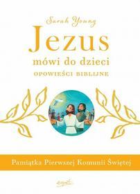 Esprit Jezus mówi do dzieci - Sarah Young