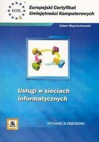 Wojciechowski AdamEcuk usługi w sieciach informatycznych / wysyłka w 24h