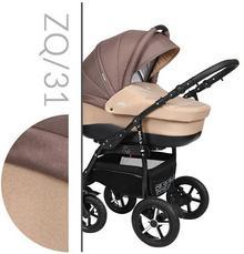 Baby-Merc ZipyQ 2w1 beżowy