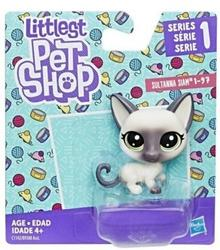 Hasbro Littlest Pet Shop Siamese C1142