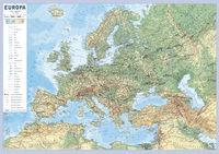 Demart Polska ścienna mapa podręczna - Demart