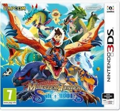 Hunter Stories 3DS