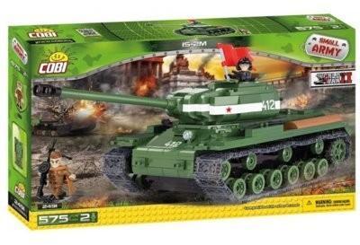 Cobi Klocki Armia 575 Elementów Czołg IS-2 2491