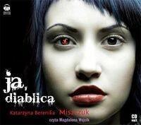 Biblioteka Akustyczna Ja diablica CD Miszczuk Katarzyna Berenika
