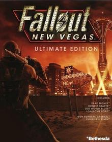 Fallout New Vegas Ultimate Edition STEAM cd-key