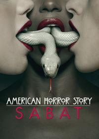 American Horror Story Sabat sezon 3 DVD) Brad Falchuk