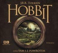 Muza Hobbit, czyli tam i z powrotem (audiobook CD) - J. R. R. Tolkien