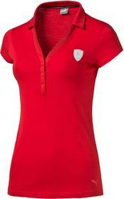 Puma koszulka damska Ferrari Polo Rosso Corsa XXS