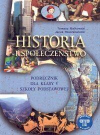 Małkowski Tomasz, Rześniowiecki Jacek Historia sp kl 5. podręcznik podróże w czasie