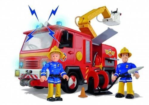 Simba Strażak Sam Wóz strażacki z 2 figurkami
