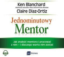 Chris Voss; Tahl Raz Jednominutowy Mentor książka audio)