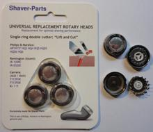 Philips SHAVER-PARTS Shaver-Parts HQ6 Lift and Cut Głowice golące do golarek HQ6 EAN 4313042526312