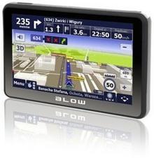 Nawigacja BLOW GPS590 Sirocco EU (Dożywotnia aktualizacja)