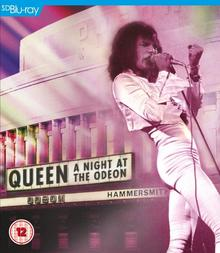 Queen A Night At The Odeon Blu-ray)