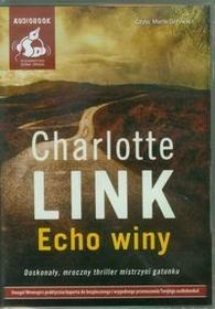 Sonia Draga Echo winy (audiobook CD) - Charlotte Link