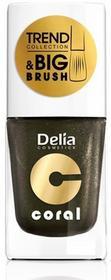 Delia TC05 Coral TREND COLLECTION Lakier do paznokci 11ml