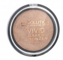 Makeup Revolution London Makeup Revolution London Vivid bronzer 13 g dla kobiet Golden Days