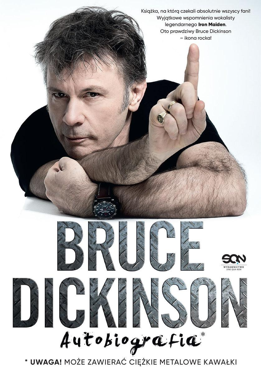 Bruce Dickinson. Autobiografia
