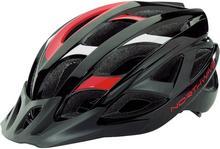 Northwave RANGER kask rowerowy czarny-czerwony