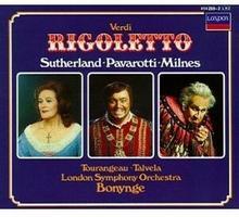 Luciano Pavarotti Verdi Rigoletto
