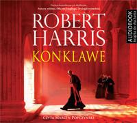 Biblioteka Akustyczna Konklawe (audiobook CD) - Robert Harris