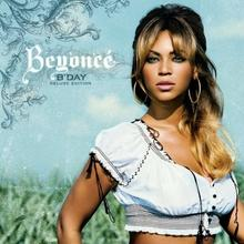 Beyonce BDay Deluxe Edition Reduced Packaging)